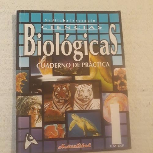 Práctica De Biología 4to Año Yaditzha Irausquín Nuevo