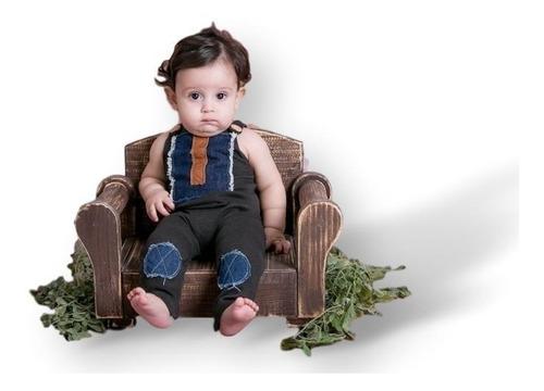 Poltrona Fabi Props Mini Sofá Newborn Sofá Fotografia