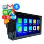 Central Multimidia Android 10 Usb Bt Espelhamento Ios 7 Pol