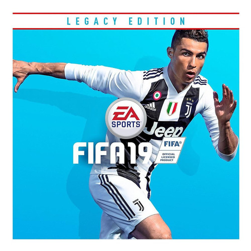 Fifa 19 Legacy Edition Electronic Arts Ps3  Digital