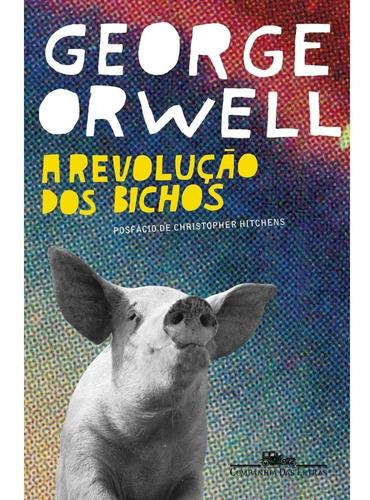 Livro A Revolução Dos Bichos - George Orwell