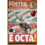 Revista Pôster Flamengo Octacampeão 2020 Lance