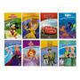 Histórias Brilhantes Disney 8 Livros Ricamente Ilustrados