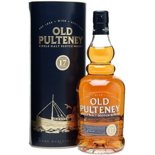 Dia Del Padre Whisky Old Pulteney 17 Años Single Malt C/lata