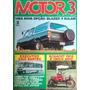 Revista Motor 3 Nº73 Julho 1986 Fiat 1.5 Álcool, Blazer 4