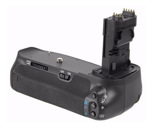 Grip Para Canon 60d Bg-e9 Alternativo - Bateria O Pilas