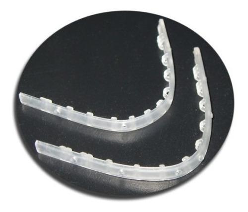 Protetor Bucal Para Aparelhos - Simples -cor:transparente