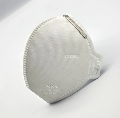 Kit 200 Máscara Profissional Tripla C/ Filtro Meltblown