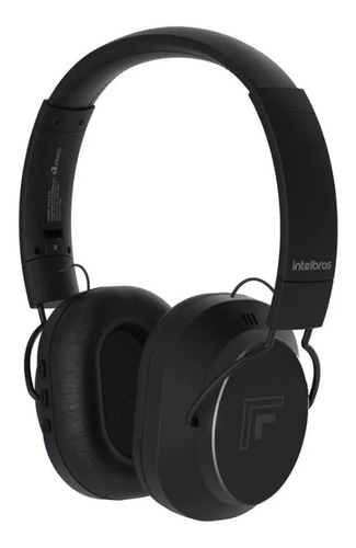 Fone De Ouvido Headset Intelbras Focus One Bluetooth® 5.0 P2