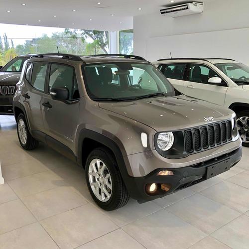 Jeep Renegade 2021 1.8 Sport Mt5