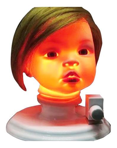 Suporte Implantador De Cabelos Para Bebes Reborn Promoção
