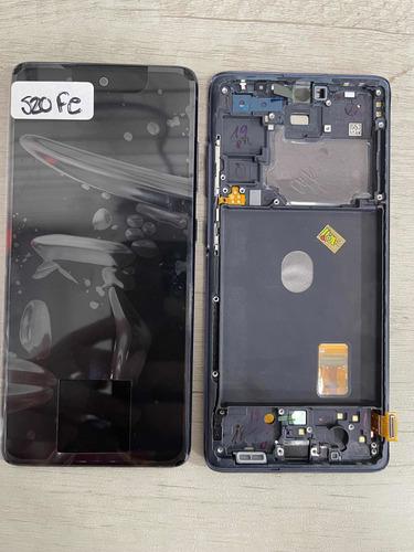 Display De Samsung S20 Fe