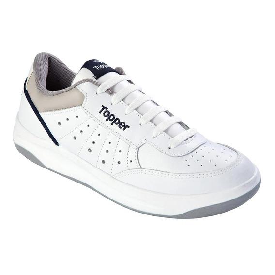 Zapatillas Topper X Forcer Iii Blanco Sku 21870