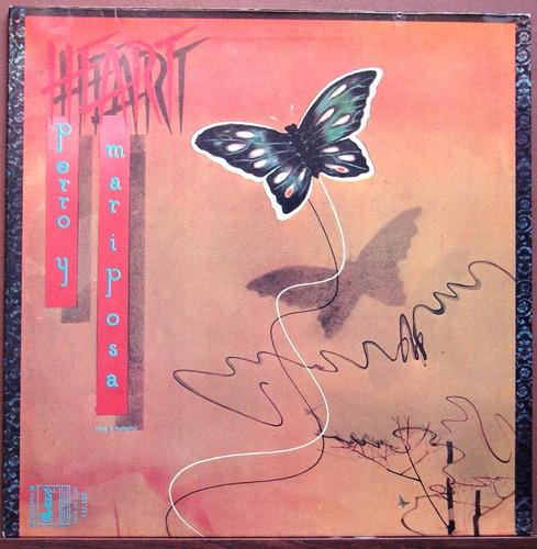 Heart - Perro Y Mariposa - Lp Vinilo Año 1978 - Alexis31