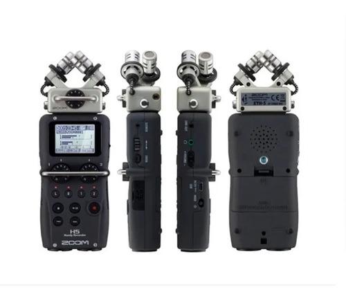 Gravador Digital Zoom H5 Pronta Entrega