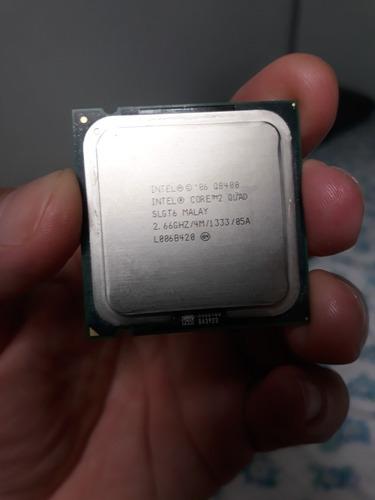 Core 2 Quad Q8400 2.66ghz/4m/1333. Skt 775. Usado,testado E