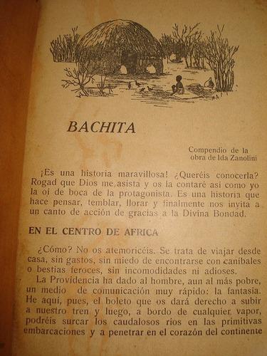 De Esclava A Religiosa -madre Josefina Bachita - Canosiana