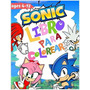 Sonic Libro Para Colorear: Com Imagens De Alta Calidad (um
