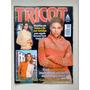 Revista Tricot 16 Linhas Lãs Inverno Cacharrel Colete B837