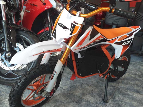 Moto Cross Chicos Eléctrica Sunra Bici No Razor Monopatin