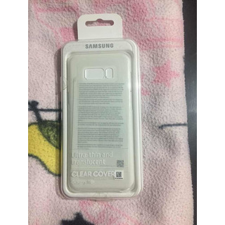 Clear Cover Samsung S9+