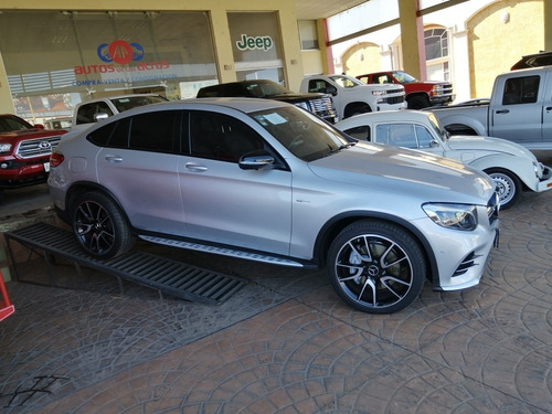 Mercedes-benz Clase Glc 43 Coupe Amg