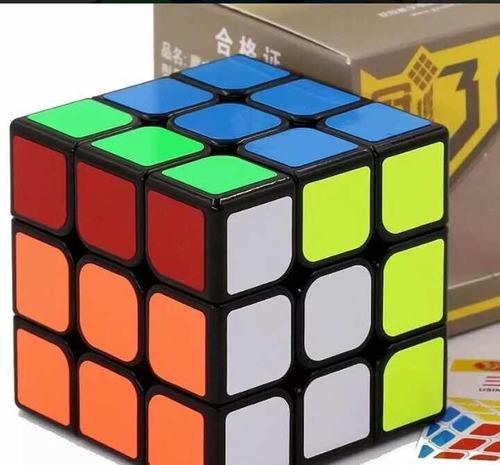 Cubo Mágico Profissional 3x3x3 Yong Jun Guanlong V3