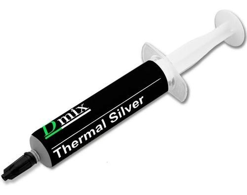 Pasta Térmica Prata Thermal Silver Processador Note Ou Pc