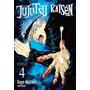 Jujutsu Kaisen Batalha De Feiticeiros Vol.04