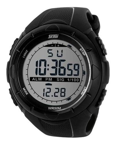 Relógio Masculino Digital Esportivo Prova D'água Skmei 1025