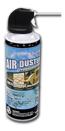 Aire Comprimido Spray Multiproposito Air Duster Limpieza Pc