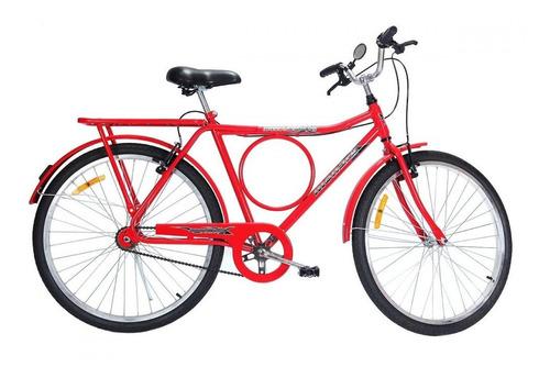 Bicicleta Monark Aro 26 Barra Circular Vb Lazer