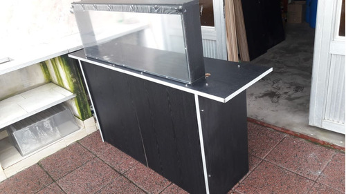 Diseño Barra Movil De Tragos  Led Mueble Leer Descripcion
