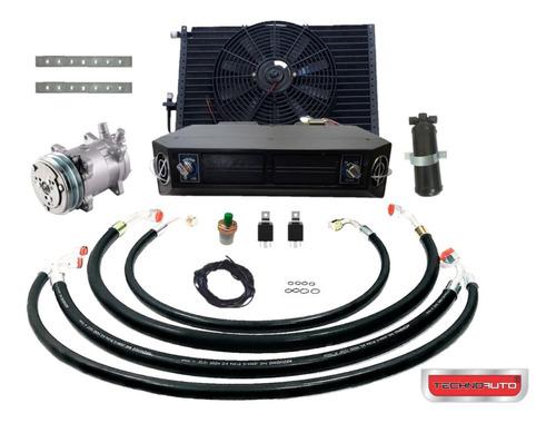 Kit Ar Condicionado Automotivo Universal E Alguns Caminhão
