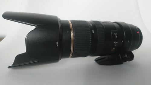 Lente Tamron 70 200 Montura Canon Estabilizado