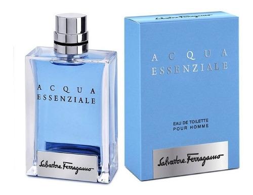 Perfume Hombre Ferragamo Acqua Essenziale 100ml Oferta!!!