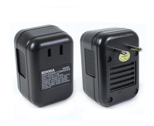 Transformador De 220v A 110v Ac Hasta 50 Watt