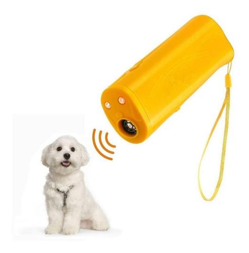 Aparelho Anti Latido Ultrasonico Apito Adestramento Cães