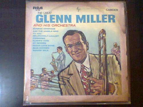 Lp The Great Glenn Miller And His Orchestra. Original