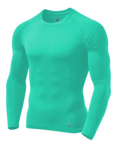 Kit 3 Camisas Térmicas Proteção Solar Fpu50+stigli Pro Lycra