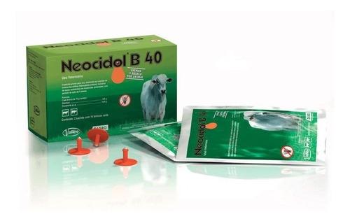 Brinco Mosquicida  Controle Mosca Chifre Bovino 20 Neocidol