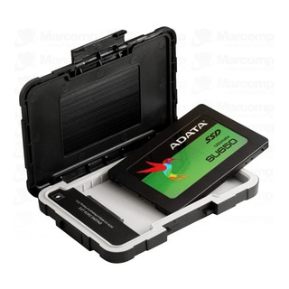 Carcasa Case Externo 2.5 Adata Ed600 Hdd / Ssd Usb 3.2 Antig