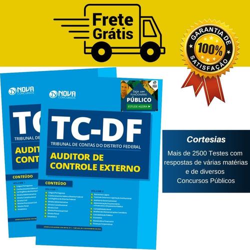 Apostila Auditor De Controle Externo Concurso Tc Df