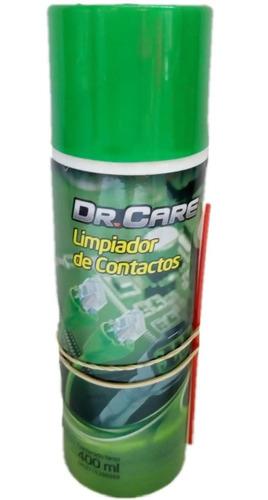 Limpiador De Contacto Electrónico Dr. Care 400 Ml.