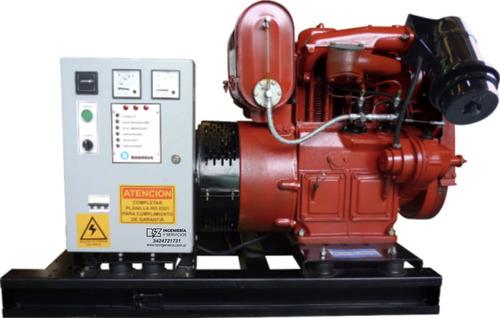 Grupo Electrógeno Bounous Diesel 15 Kva