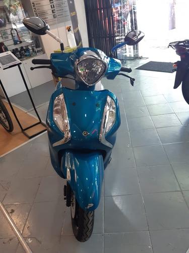 Yamaha Fascino 125 Fi - Panella Motos