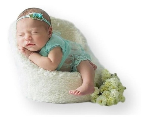 Poltrona Posicionadora Newborn 04 Sofá Props Posing Pod Foto