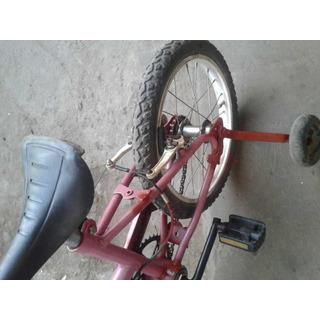 Bicicleta Rodado 16 Lista Para Usar
