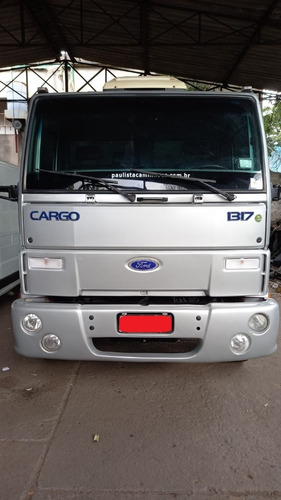 Ford Cargo 1317 Ano 2005 Impecavel