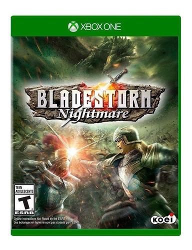 Bladestorm Nightmare Xbox One Mídia Física Novo Lacrado Original